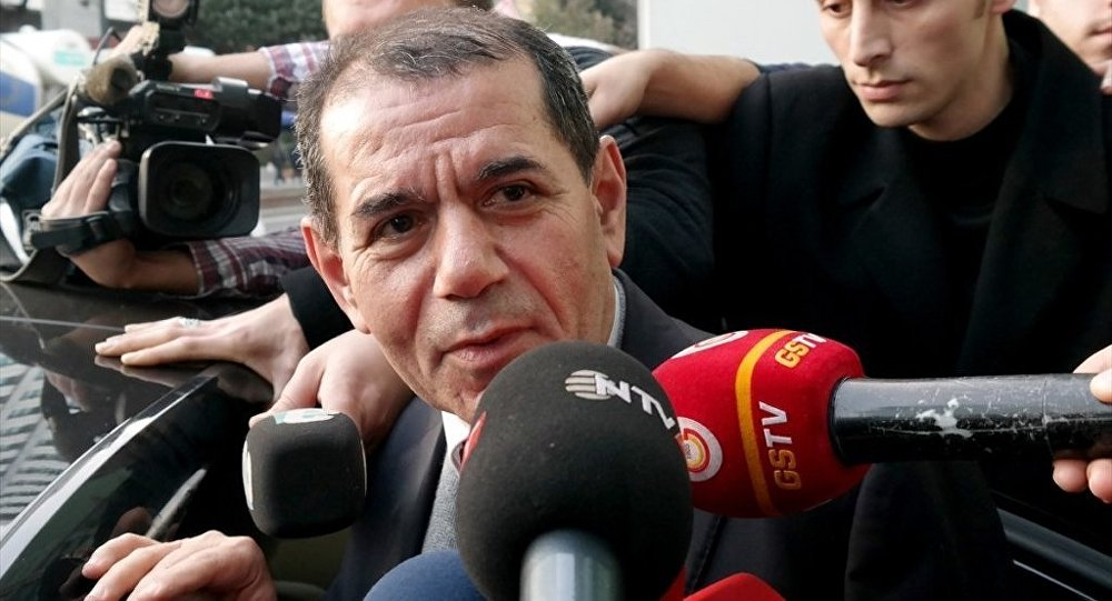 Galatasaray Kulübü Başkanı Dursun Özbek