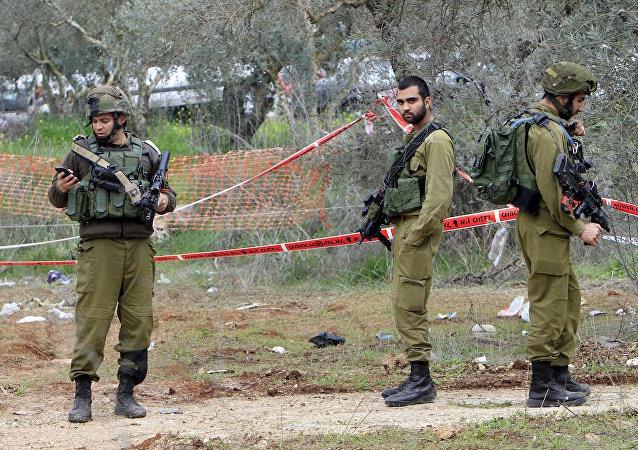 İsrail ordusu askerleri