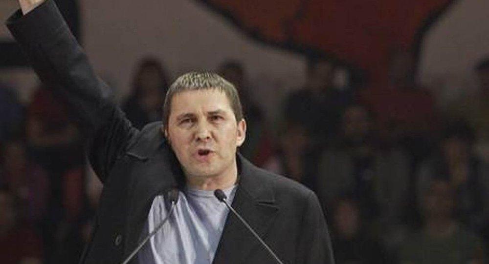Bask Ülkesi liderlerinden Arnaldo Otegi