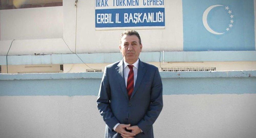Irak Kürt Bölgesi Milletvekilli Aydın Maruf