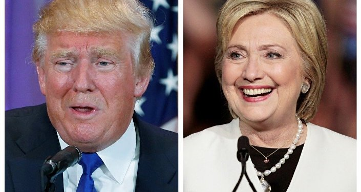 Donald Trump- Hillary Clinton