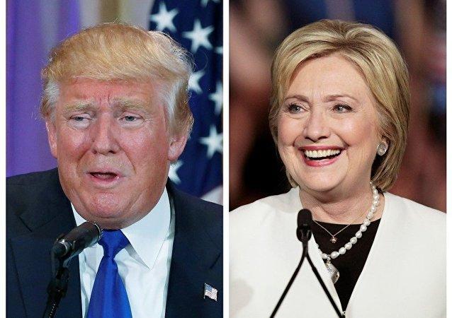 Donald Trump- Hillary Clinton