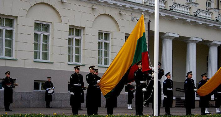 Litvanya bayrağı