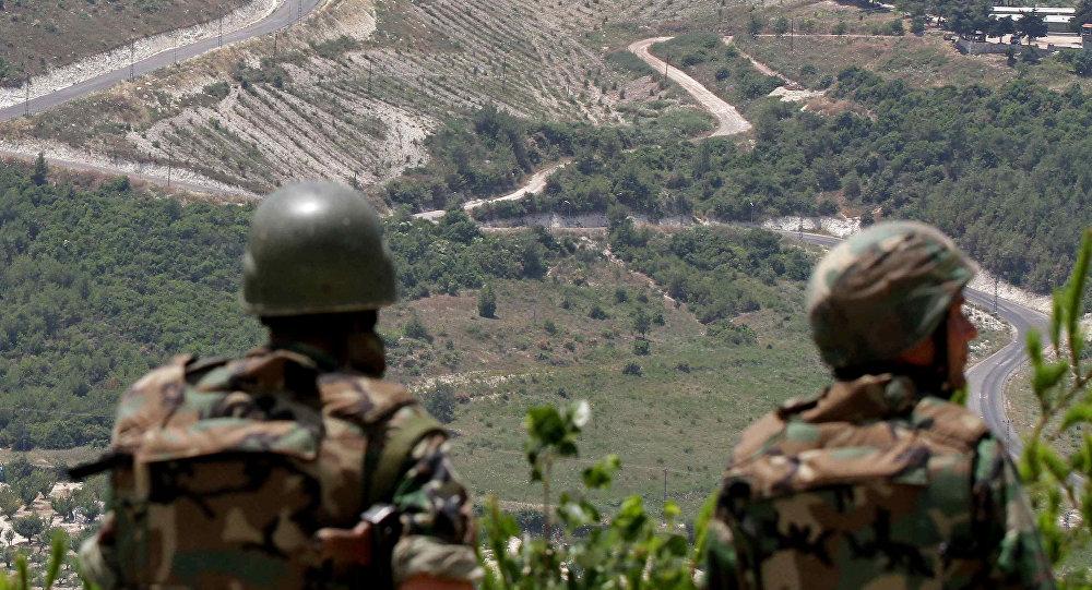 Suriye - Türkiye sınırı / Suriye askerleri