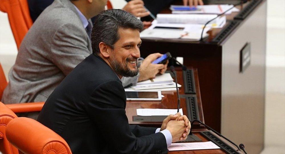HDP Milletvekili Garo Paylan