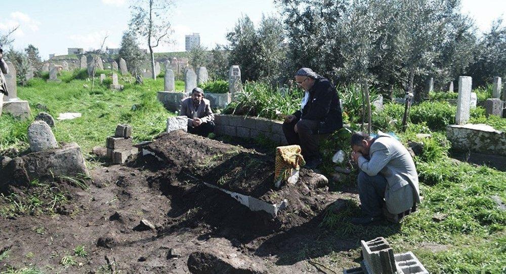 Cizre'deki cenaze törenleri