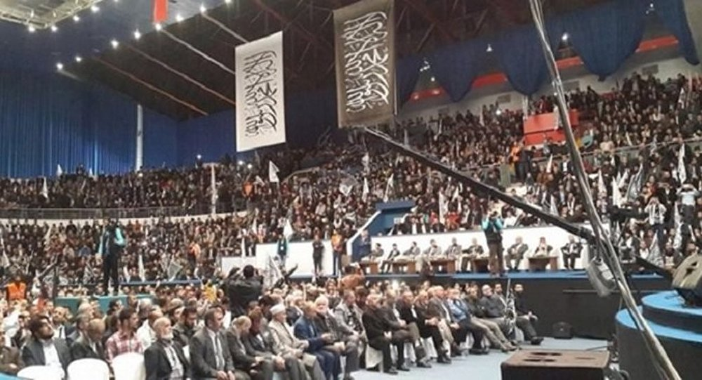 Ankara'da 5 bin kişi hilafet istemek için toplandı