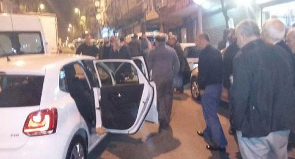 İstanbul silahlı saldırı