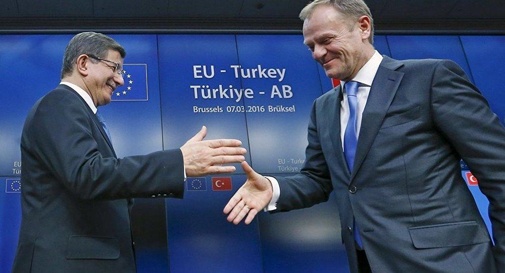 AB - Türkiye Zirvesi