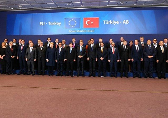 7 Mart AB-Türkiye Zirvesi