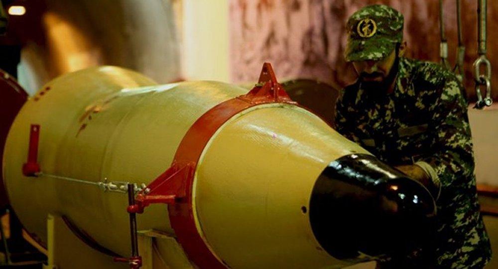 İran - Devrim Muhafızları Askeri -Füze