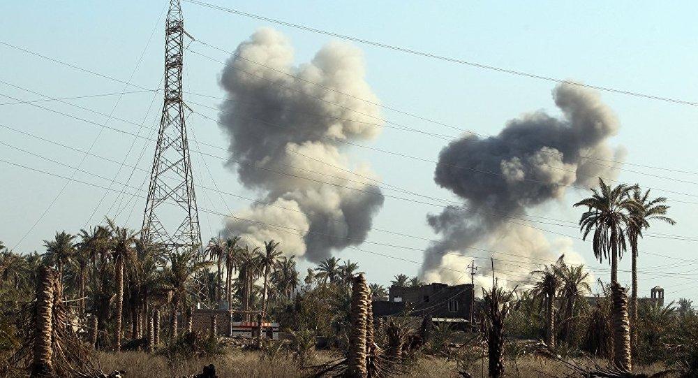 'Amerikalıların Irak'ta teröristlere ihtiyacı var'