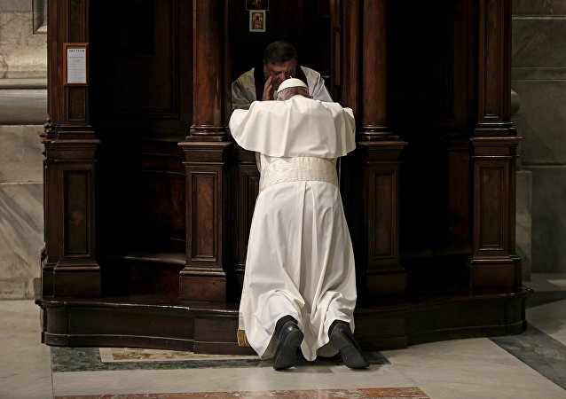 Katoliklerin ruhani lideri Papa Francis