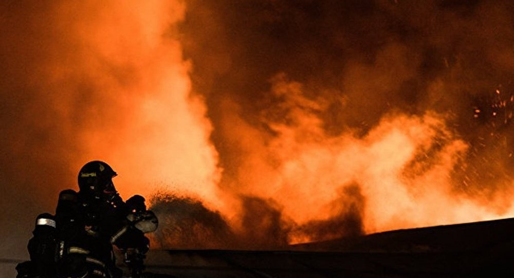 Rusya'da barut fabrikasında patlama: 2 ölü