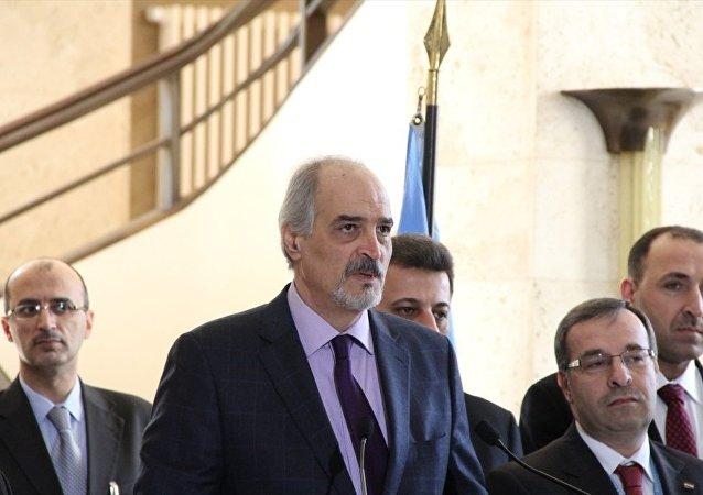 Suriye'nin BM Daimi Temsilcisi Beşar Caferi