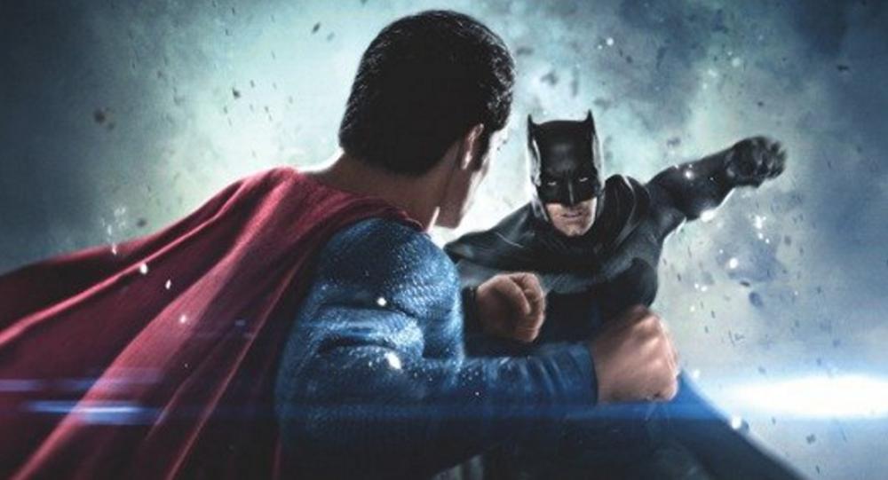 Batman Superman'e karşı