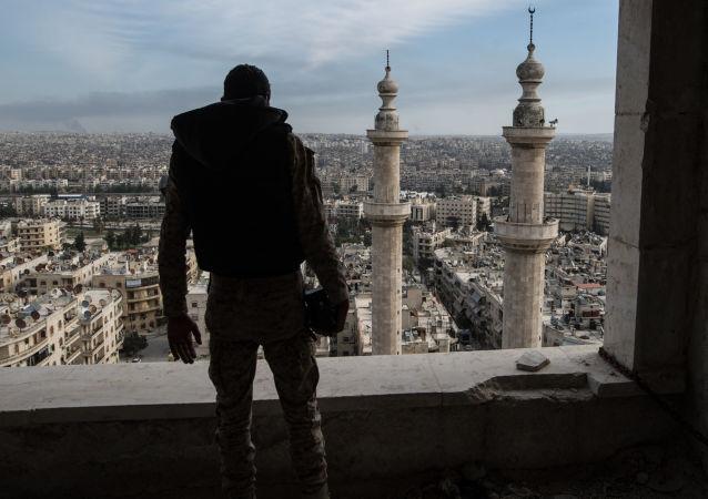 Savaştan öncesi ve sonrası Halep