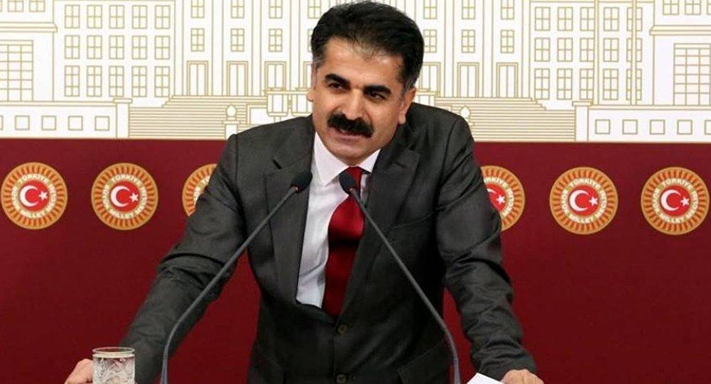 Eski CHP Tunceli Milletvekili Hüseyin Aygün