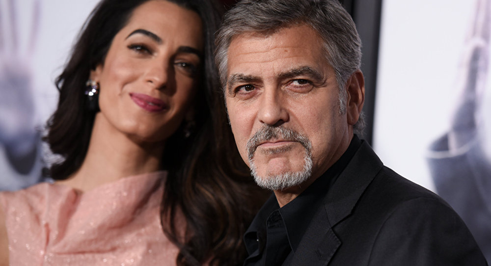 George Clooney'nin ikiz çocuğu oldu
