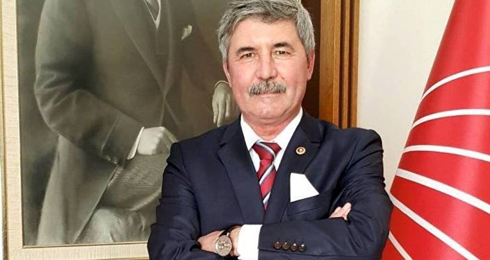 CHP Balıkesir Milletvekili Namık Havutça