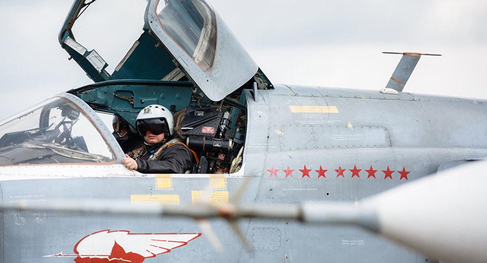 Hmeymim Üssü / Su-24