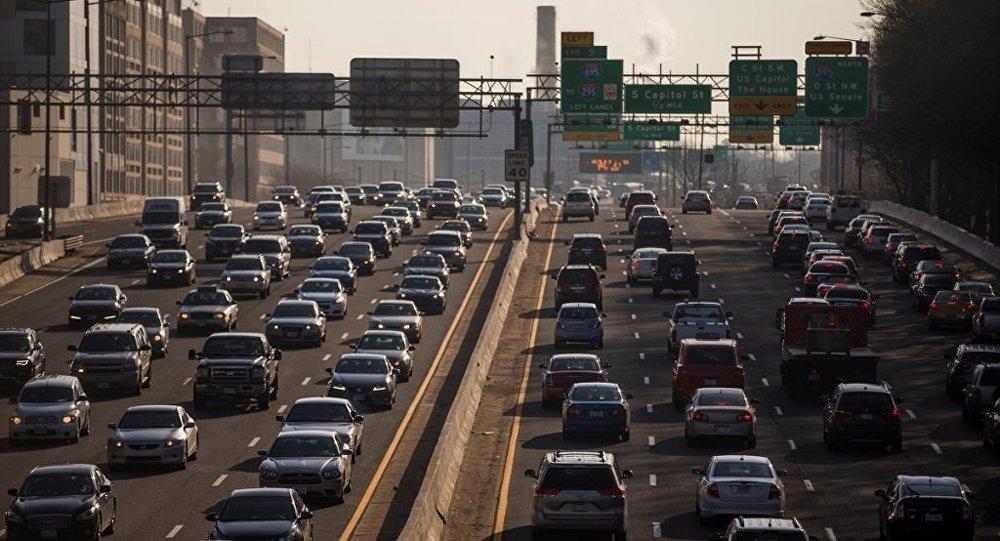 ABD'de trafik (Arşiv)