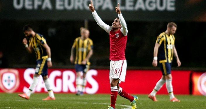 Baraga'ya 4-1 mağlup olan Fenerbahçe, UEFA Avrupa Ligi'ne veda etti