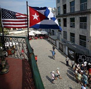 Küba - ABD