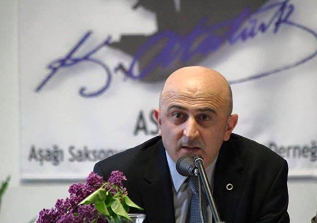 Hukukçu Ömer Faruk Eminağaoğlu