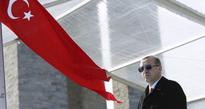 Recep Tayyip Erdoğan / 18 Mart Çanakkale anması
