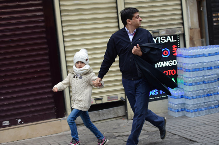İstanbul İstiklal Caddesi'nde canlı bomba saldırısı