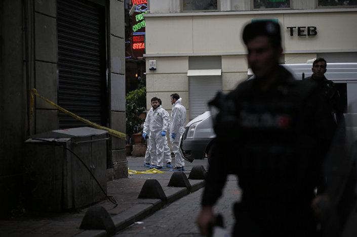 İstanbul'daki saldırının ardından güvenlik önlemleri artırıldı.