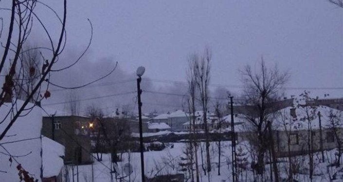 Hakkari Yüksekova'da top ve silah sesleri birbirine karıştı