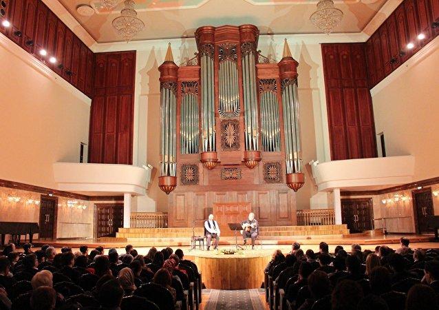 Kazan'daki Türk konseri.