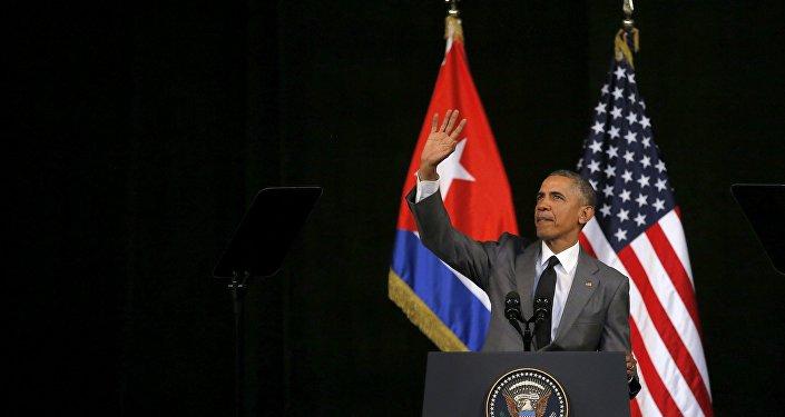 Barack Obama / Havana