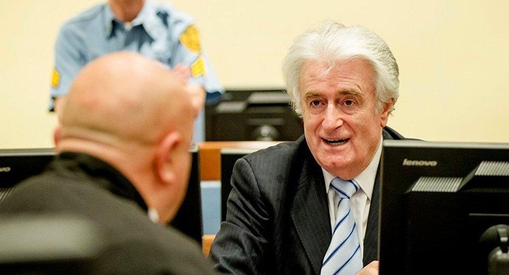 Srebrenitsa Soykırımı'nın baş aktörü Radovan Karadziç