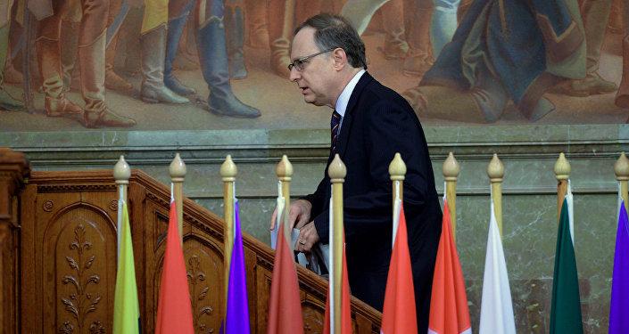 NATO Genel Sekreter Yardımcısı Alexander Vershbow