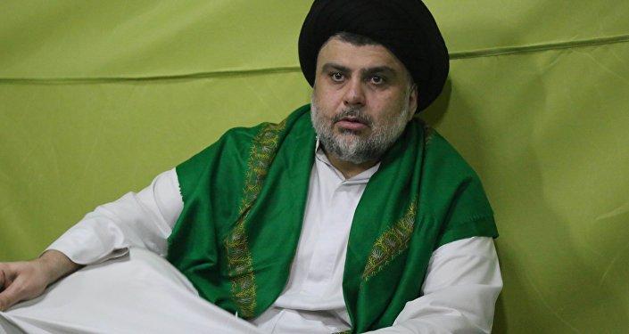 Iraklı Şii lider Mukteda Sadr
