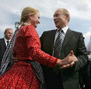 Rusya Devlet Başkanı Vladimir Putin, Saransk'ta