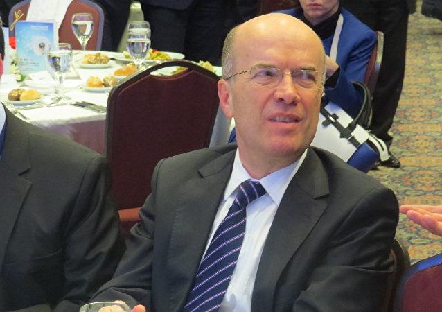 Türkiye Dışişleri Bakan Yardımcısı Naci Koru
