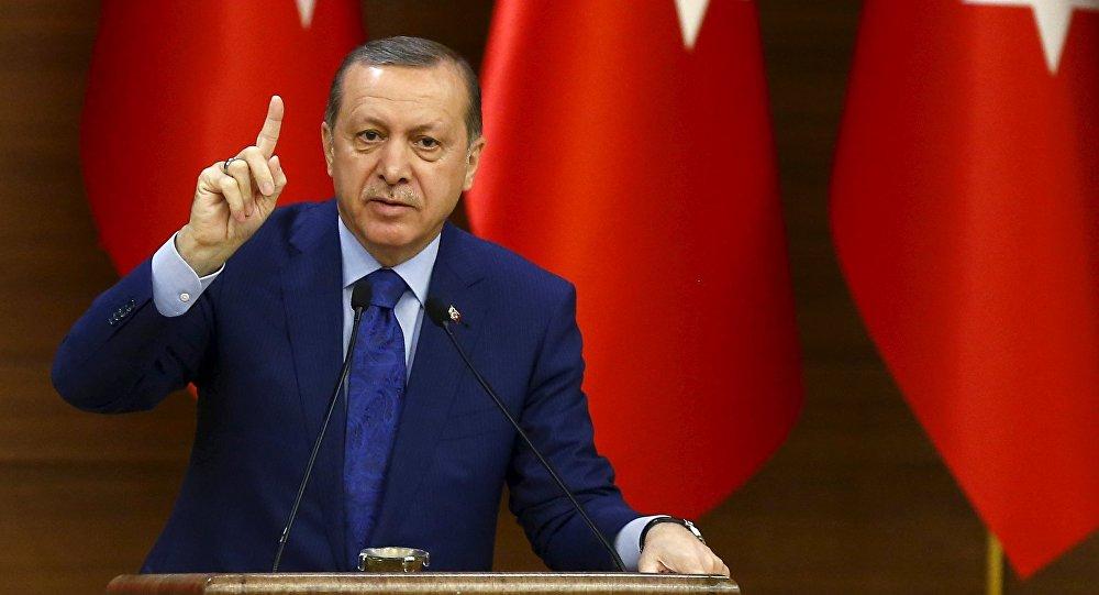 Cmhurbaşkanı Recep Tayyip Erdoğan