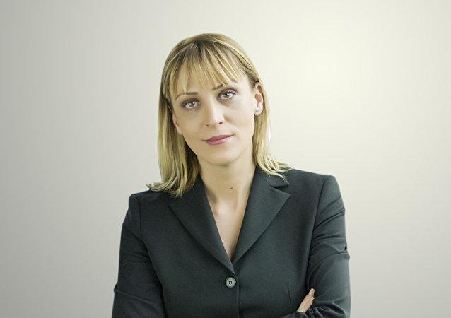 Gazeteci Ceyda Karan
