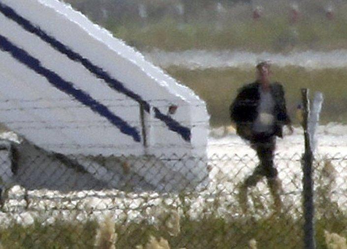 Mısır Havayolları'na ait yolcu uçağını kaçıran Seyfeddin Mustafa