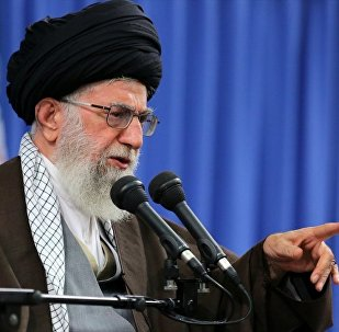 İran'ın Dini Lideri Ayetullah Ali Hamaney