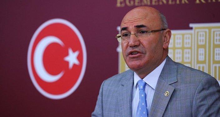 CHP İstanbul Milletvekili Mahmut Tanal