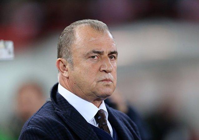Türkiye Futbol Direktörü Fatih Terim