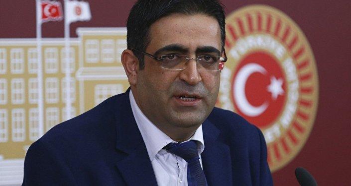 HDP Grup Başkanvekili İdris Baluken
