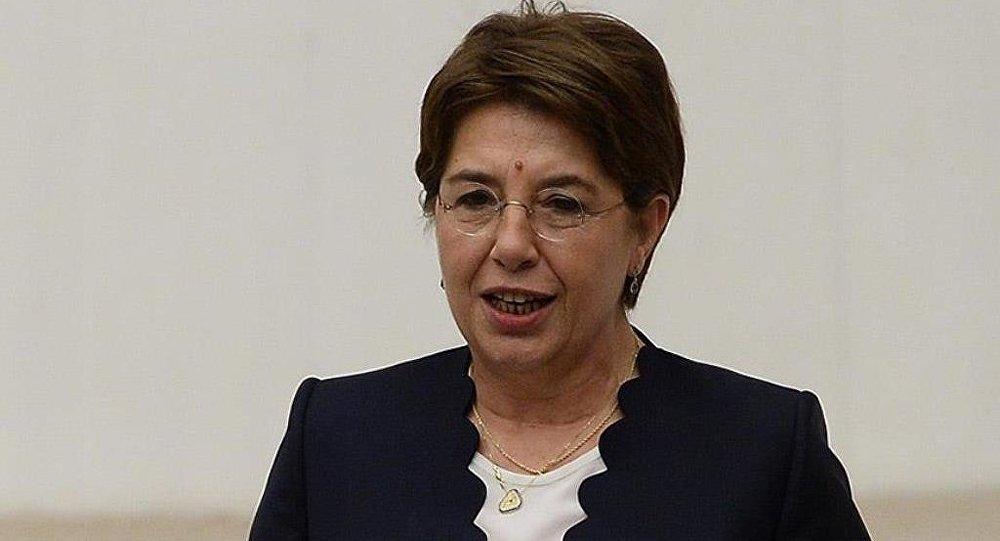 TBMM Başkanvekili Ayşe Nur Bahçekapılı