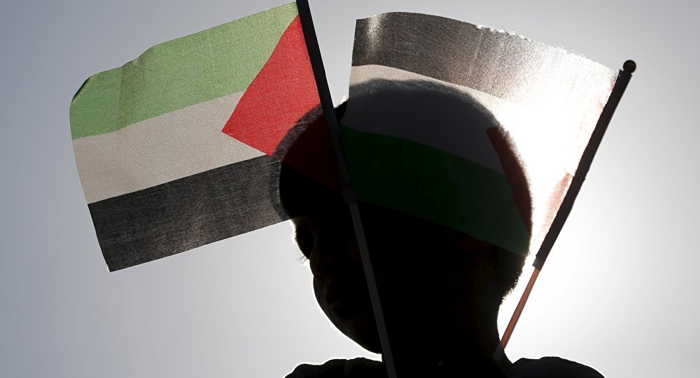 Yunanistan'da Filistin'e destek için toplanan göstericilere polis müdahalesi