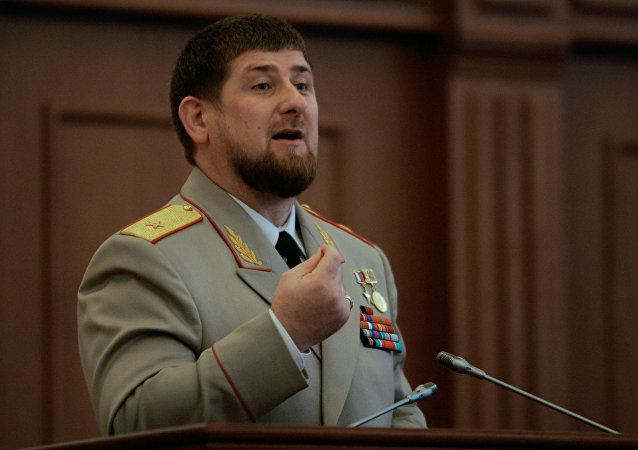 Çeçenistan lideri Ramzan Kadirov